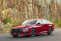 2019 Honda Accord Sport front-quarter view, exterior, manufacturer, gallery_worthy