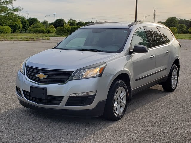 Picture of 2013 Chevrolet Traverse LS AWD