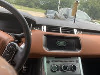 Picture of 2017 Land Rover Range Rover Sport V8 Supercharged 4WD, interior, gallery_worthy