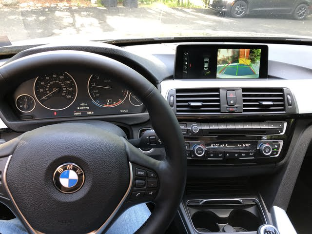 Picture of 2016 BMW 3 Series 340i xDrive Sedan AWD, interior, gallery_worthy