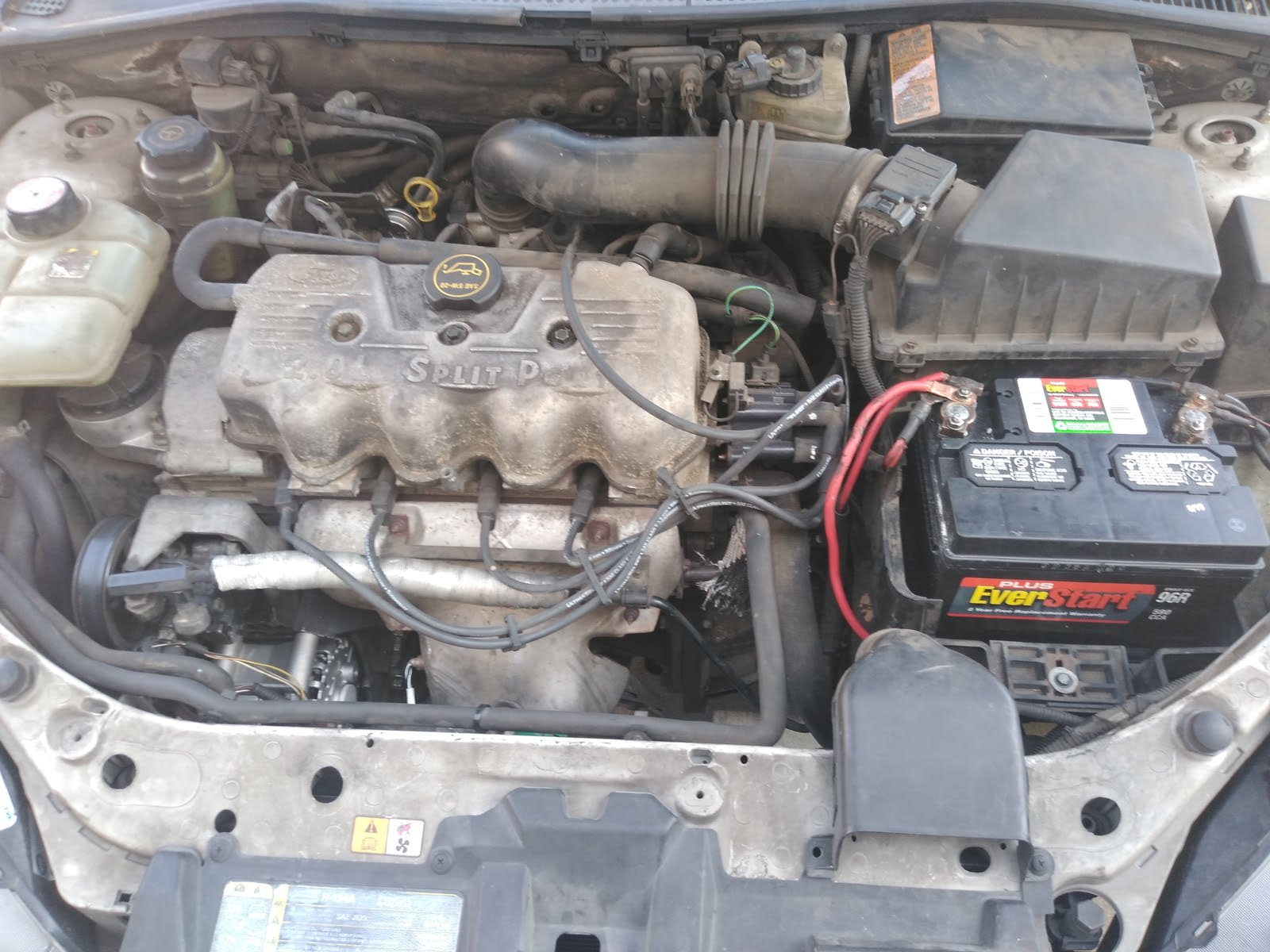 Ford Focus Questions 2002 Ford Focus Se 2 0 Alternator Charges Only When It Wants To The Cargurus