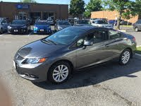 Picture of 2012 Honda Civic Coupe EX-L with Nav, exterior, gallery_worthy