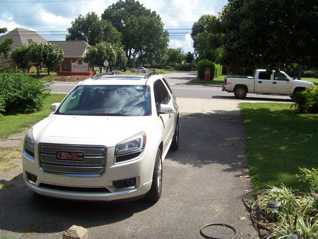 Picture of 2013 GMC Acadia Denali AWD