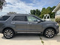 Picture of 2016 Ford Explorer Platinum 4WD, exterior, gallery_worthy