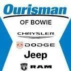 Ourisman Chrysler Dodge Jeep RAM of Bowie logo