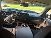 Picture of 2013 Chevrolet Silverado 2500HD LT Extended Cab 4WD, interior, gallery_worthy