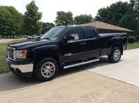 Picture of 2012 GMC Sierra 1500 SL Ext. Cab 4WD, exterior, gallery_worthy