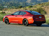 2020 Acura TLX PMC Edition SH-AWD, 2020 Acura TLX PMC Edition Rear Quarter View Sunlit, exterior, gallery_worthy