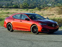 2020 Acura TLX PMC Edition SH-AWD, 2020 Acura TLX PMC Edition Front Quarter View Sunlit, exterior, gallery_worthy