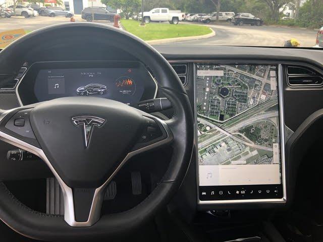 Tesla Model S Interior >> 2016 Tesla Model S Interior Pictures Cargurus