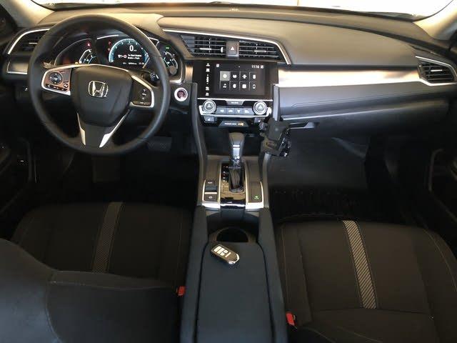 2017 Honda Civic Interior Pictures Cargurus