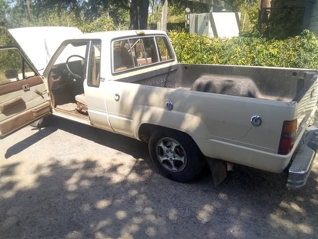 Picture of 1984 Toyota Pickup 2 Dr SR5 Extended Cab LB, exterior, gallery_worthy