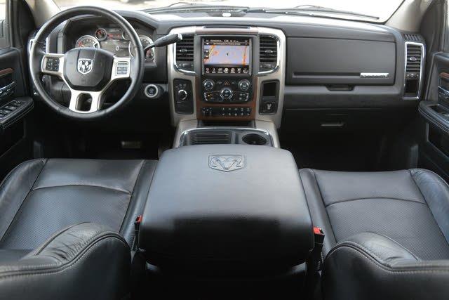 Picture of 2016 Ram 2500 Laramie Mega Cab 4WD, interior, gallery_worthy