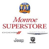 Monroe Dodge Chrysler Jeep Ram Superstore logo
