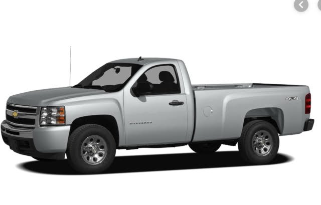 Picture of 2010 Chevrolet Silverado 1500 LTZ Extended Cab 4WD, gallery_worthy