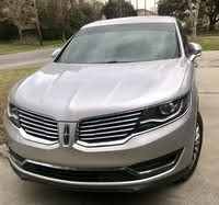 Foto de un 2017 Lincoln MKX Select FWD, exterior, gallery_worthy