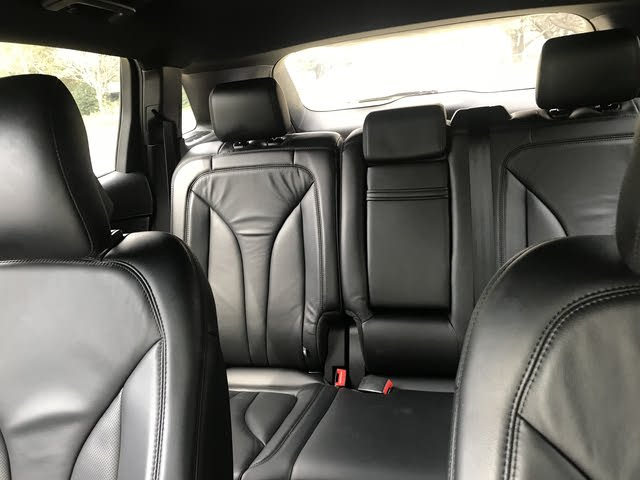 Picture of 2017 Lincoln MKX Select FWD, interior, gallery_worthy