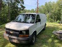 Picture of 2008 Chevrolet Express 3500 LS Extended RWD, exterior, gallery_worthy