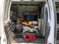 Picture of 2008 Chevrolet Express 3500 LS Extended RWD, interior, gallery_worthy