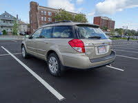 2008 Subaru Outback Overview