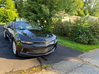 Picture of 2016 Chevrolet Camaro 2LT Convertible RWD, exterior, gallery_worthy