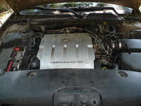 Picture of 2005 Cadillac DeVille Sedan FWD, engine, gallery_worthy