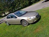 Picture of 2004 Chrysler Sebring Limited Sedan FWD, exterior, gallery_worthy