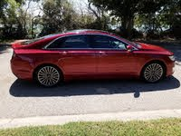Picture of 2017 Lincoln MKZ Hybrid Reserve FWD, exterior, gallery_worthy