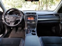 Picture of 2017 Toyota Camry XSE, interior, gallery_worthy