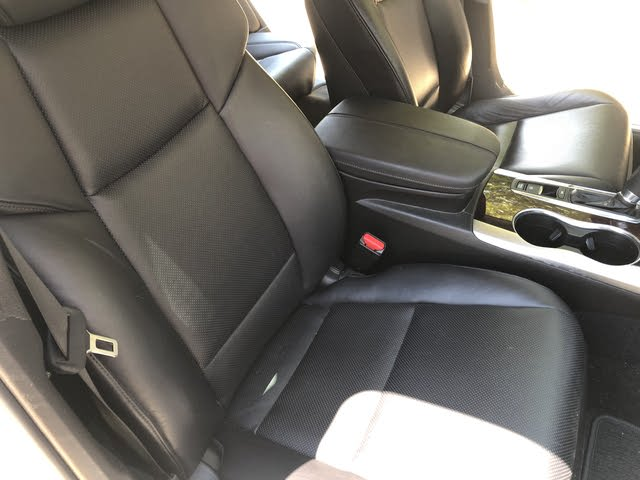 Picture of 2016 Acura TLX FWD with Technology Package, interior, gallery_worthy