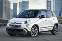 2020 FIAT 500L, 2020 Fiat 500L, exterior, manufacturer, gallery_worthy