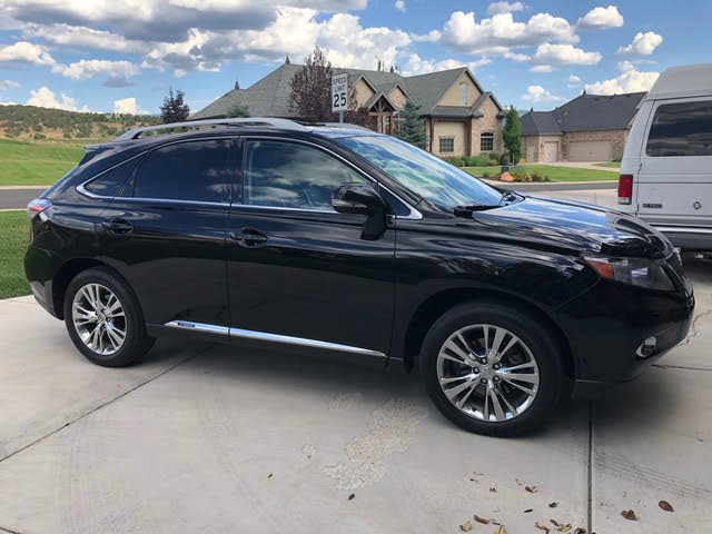 Picture of 2011 Lexus RX Hybrid 450h AWD