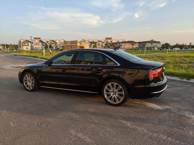 Picture of 2013 Audi A8 L 3.0T quattro AWD