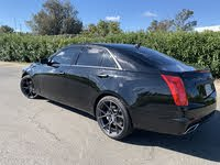 Picture of 2014 Cadillac CTS 2.0T RWD, exterior, gallery_worthy