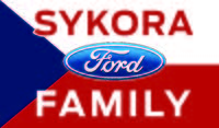 Sykora Family Ford logo