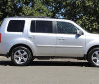 Foto de un 2009 Honda Pilot Touring w/ Nav and DVD, exterior, gallery_worthy