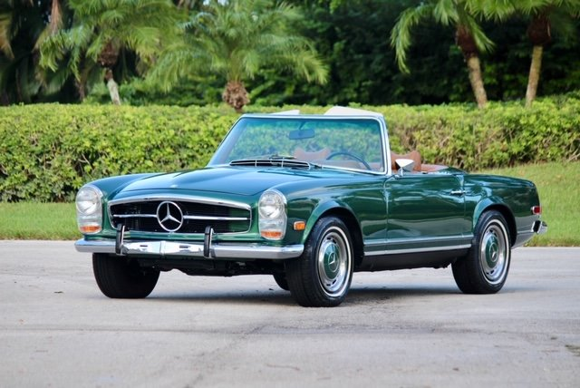 Picture of 1971 Mercedes-Benz SL-Class 280SL