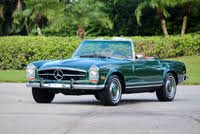 Picture of 1971 Mercedes-Benz SL-Class 280SL, exterior, gallery_worthy