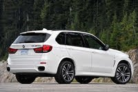 2018 BMW X5 Picture Gallery