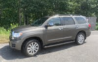 Picture of 2011 Toyota Sequoia Platinum 4WD, exterior, gallery_worthy