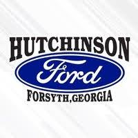 Hutchinson Ford of Forsyth logo