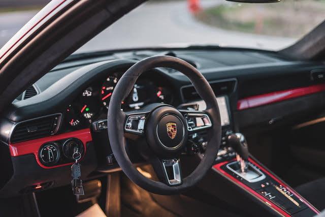 2017 Porsche 911 Interior Pictures Cargurus