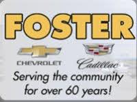 Foster Chevrolet Cadillac logo