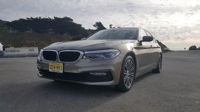2020 BMW 5 Series, BMW 5 Series, exterior, manufacturer, gallery_worthy
