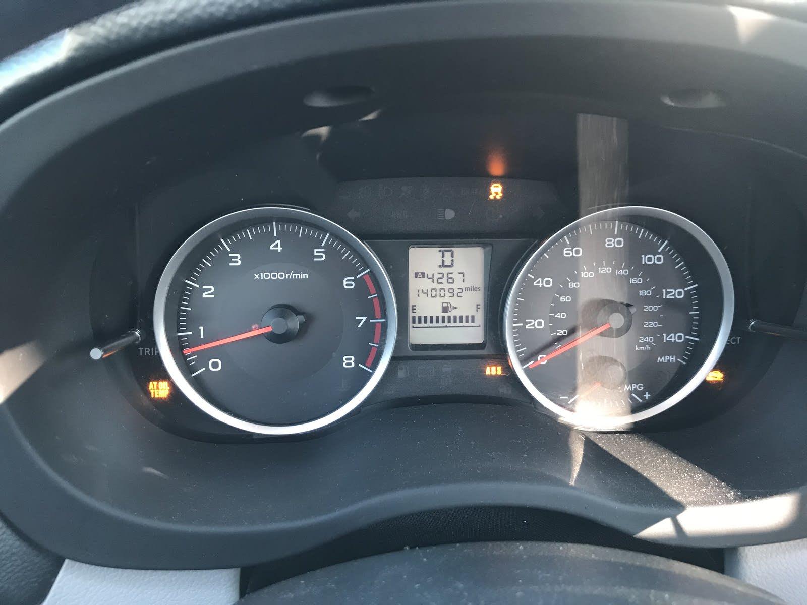 Greatest Subaru Subaru Legacy Transmission Fluid Check