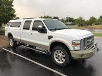 Picture of 2009 Ford F-350 Super Duty King Ranch Crew Cab LB 4WD, exterior, gallery_worthy