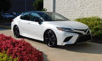 Picture of 2019 Toyota Camry XSE V6 FWD, exterior, gallery_worthy