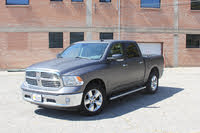 Picture of 2017 Ram 1500 Big Horn Crew Cab 4WD, exterior, gallery_worthy