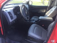 Picture of 2017 Chevrolet Colorado Work Truck Crew Cab RWD, interior, gallery_worthy