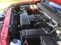 Picture of 2017 Chevrolet Colorado Work Truck Crew Cab RWD, engine, gallery_worthy